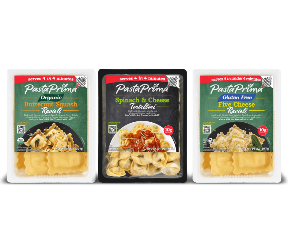Pasta Prima Pasta Sauces And Gluten Free Ravioli Just 2 99 At Safeway Reg 6 99 Super Safeway