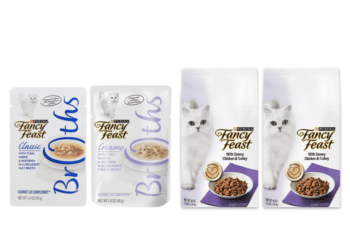 Save BIG on Fancy Feast Broths and Cat Food at Safeway