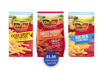Ore-Ida Fries Just $1.50 at Safeway
