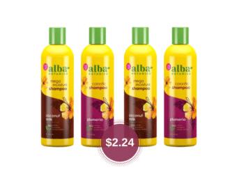 Alba Botanica Shampoo & Conditioner Just $2.24 Each at Safeway (Save 74%)