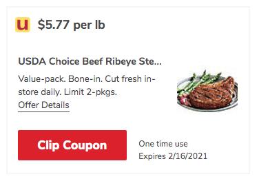 safeway_ribeye_Steak_Sale