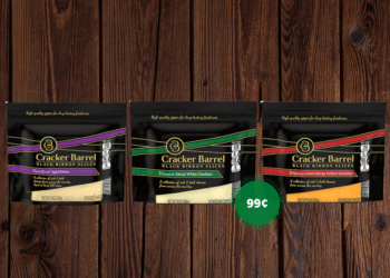 $.99 Cracker Barrel Cheese Slices and Blocks – Get up to 10 Packs and Save 80% at Safeway