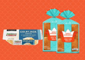 Kings Hawaiian Sub Rolls and Cabot Cracker Cut Cheese Just $1.49 Each at Safeway