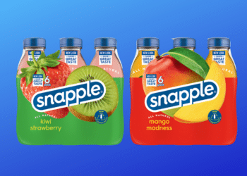 Snapple Apple, Juices, Teas and Lemonade 6-Packs Just $2.99 at Safeway