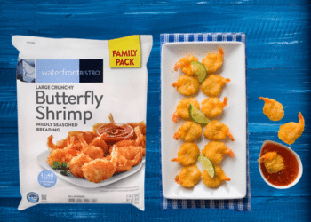 Save $6 on Waterfront BISTRO Butterfly Shrimp Family Pack – Just $6.99 Friday Only at Safeway