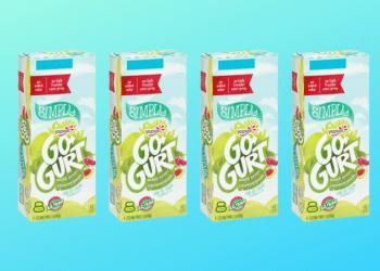 Yoplait Go-Gurt Yogurt Tubes 8 Pack Just $1.25 at Safeway