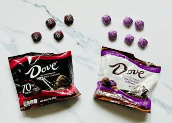 Dove Promises Dark Chocolate Squares Just $2.99 a Bag at Safeway (Reg. $6.49)