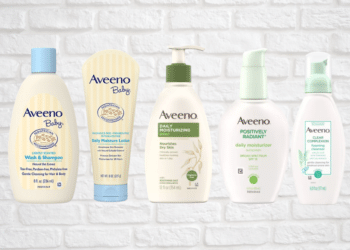 Aveeno Baby Wash & Lotion $2.99, Adult Lotion Just $3.99 (Reg. $9.49) at Safeway