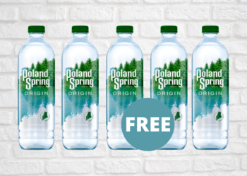 3 FREE Poland Spring ORIGIN Water or Get 6 for $.16 Each at Safeway