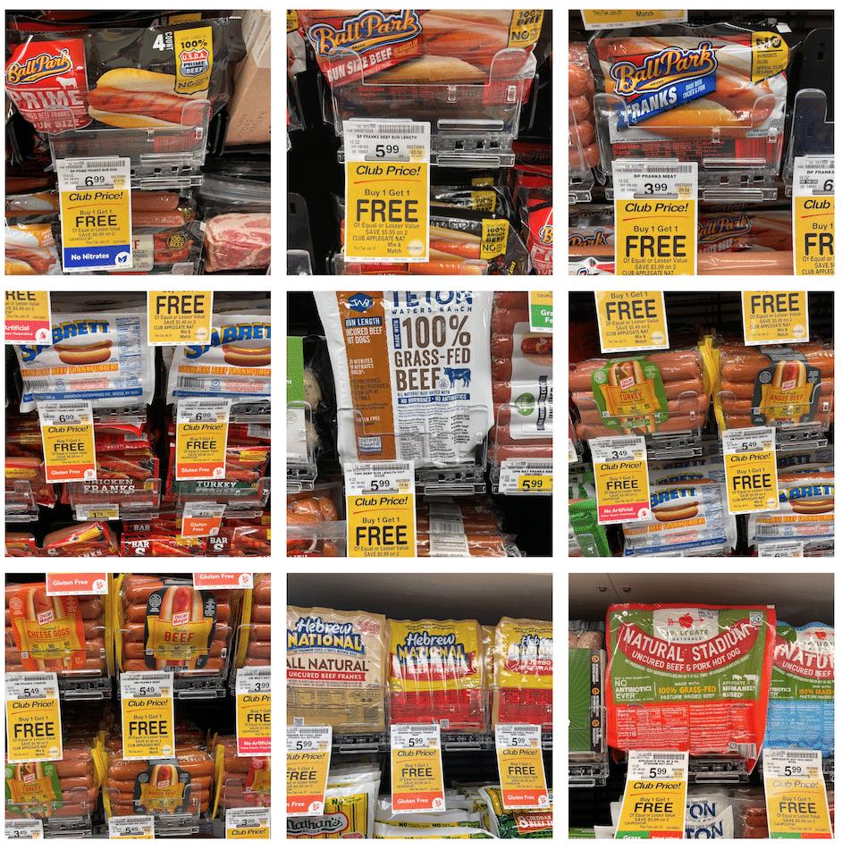 bogo_free_hot_Dog_Sale_Safeway