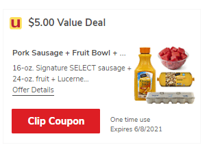 extreme value deal