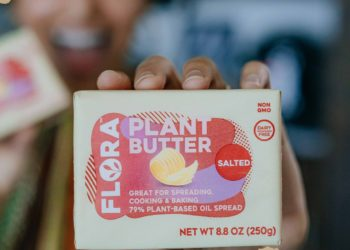 NEW FLORA Plant Butter – Try for $1.99 at Safeway