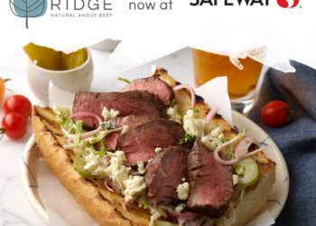 Save $5 on NEW All Natural Aspen Ridge Beef Ribeye Steaks at Safeway