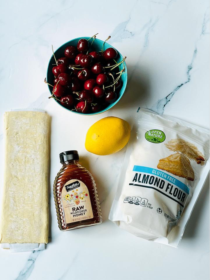cherry_almond_tart_Ingredients