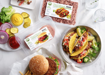 NEW Open Nature Plant Based Proteins – Ground and Patties