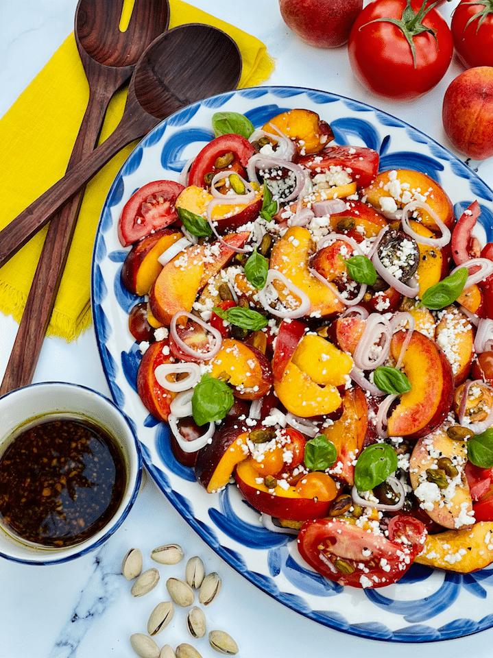 peach_tomato_Salad_recipe