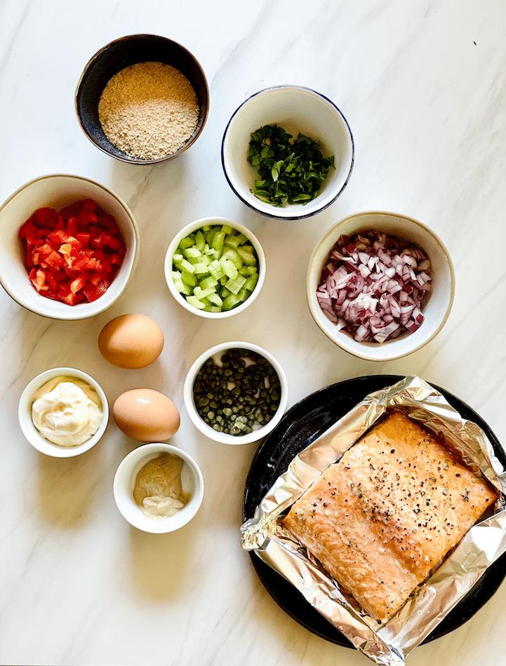 keto_Salmon_patties_ingredients
