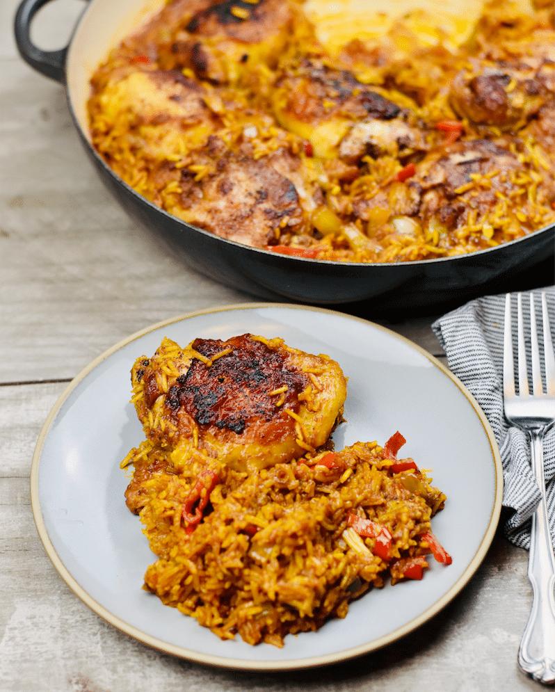 arroz_con_pollo_Recipe