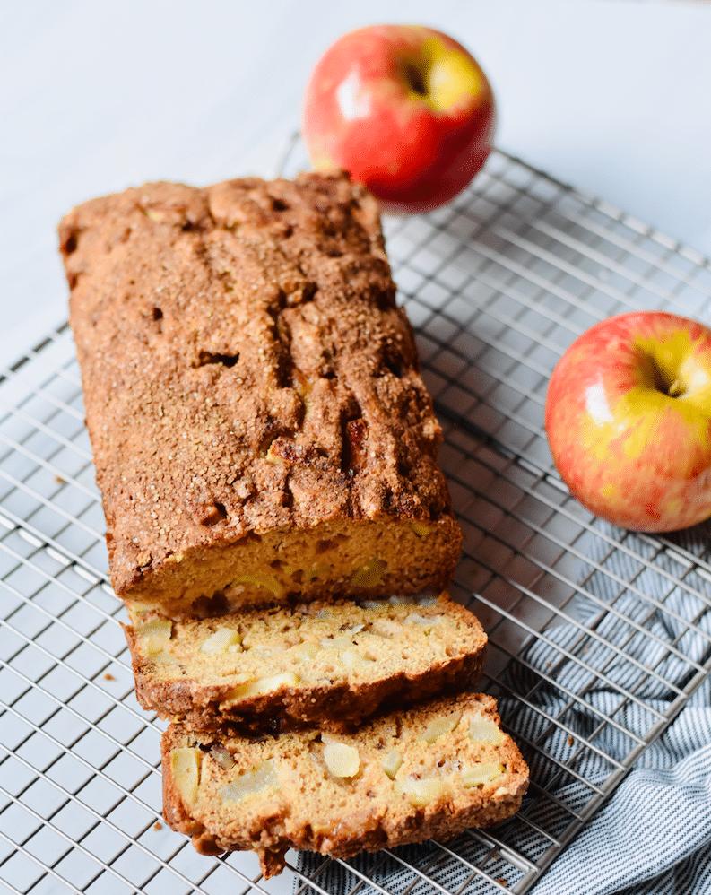 healthy_Apple_bread