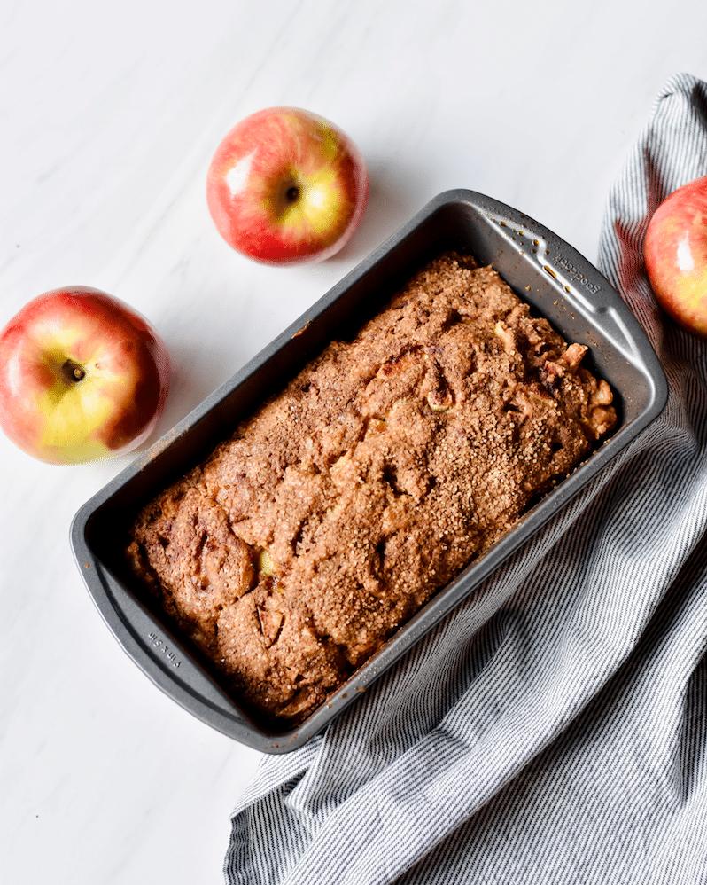 healthy_Apple_bread_recipe