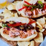 salmon_Cheesesteak