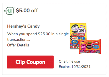 Hershey's Candy_Coupon