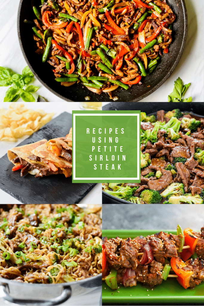 petite sirloin_Steak_recipes